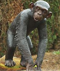 Affenfiguren