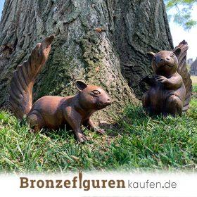 Eichhörn bronze